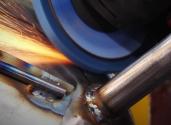 Soluções para Rebarbadoras Angulares - homogeneização e pré-polimento