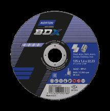 BDX pour Meuleuse d'angle Tronçonnage ultra mince sur Métal Inox
