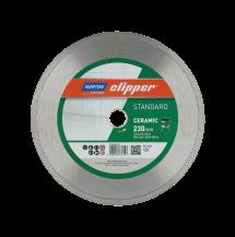 70184608559 Norton Clipper Blades - STANDARD CERAMIC- 230mm _160540