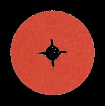 Disque Fibre BlazeX