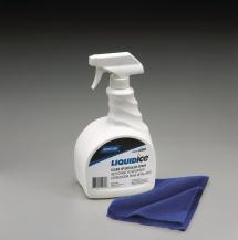 Defect Removal - Norton Liquid Ice Detailer Spray and Micro-Fiber Cloth_36719