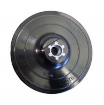 Feinbearbeitung_Stützteller_Self-Grip Stützteller (mit Zentrierstift)