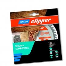 Norton Clipper Hout en Composiet - zaagbladen