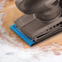 Sanding power tool