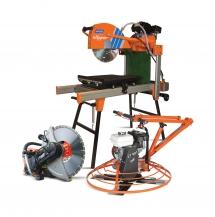 Używane maszyny i urządzenia budowlane Norton Clipper