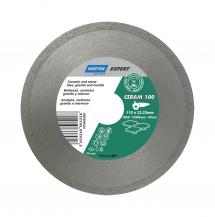 Diamond blades for tile saws
