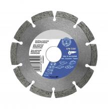 Diamond blades angle grinders and petrol saws