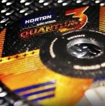 Norton quantum disc combo