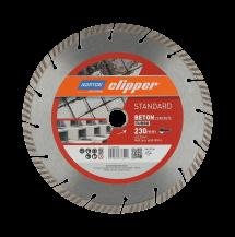 Norton Clipper Blades-Standard Beton Turbo-8x2.6_160562