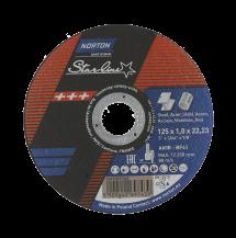 Norton STARLINE 125 x 1,0 x 22,2 mm_66252837245