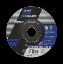 Norton X-TREME INOX 115 x 7,0 x 22,23 mm_66252918822