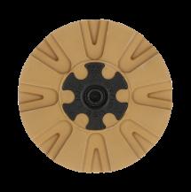 Oberflächenvorbereitung und Reinigung_Gummi-Radierscheibe