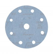 Paper discs with self-grip