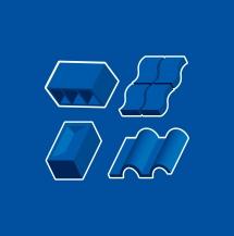 Universal building materials