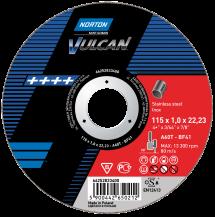Vulcan Inox Schruppscheibe