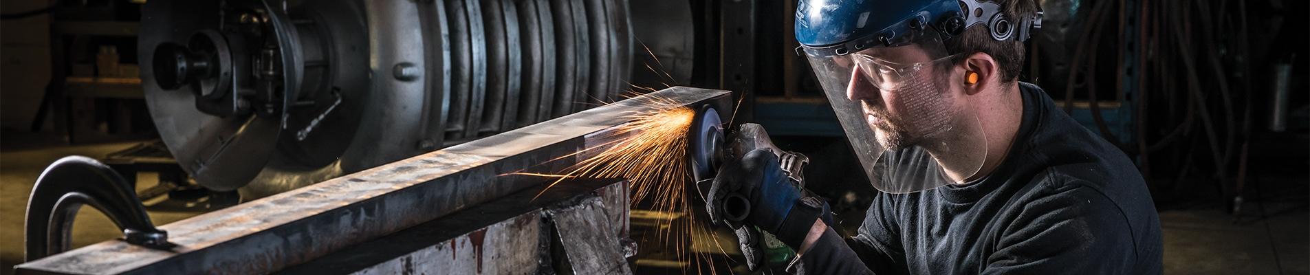 Nos solutions abrasives pour les transformateurs de métaux