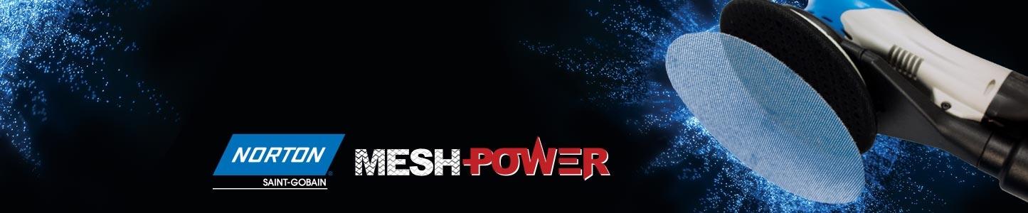 Norton MeshPower for transporation markets