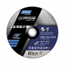 cutting disc for portable machine