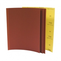 norton sanding sheets