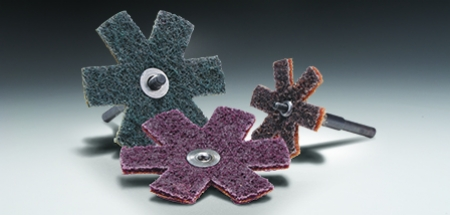 products_-_abrasive_products_-_specialty_abrasives_-_non-woven_stars_-_specialties-nonwoven-meritsurfaceprepstars