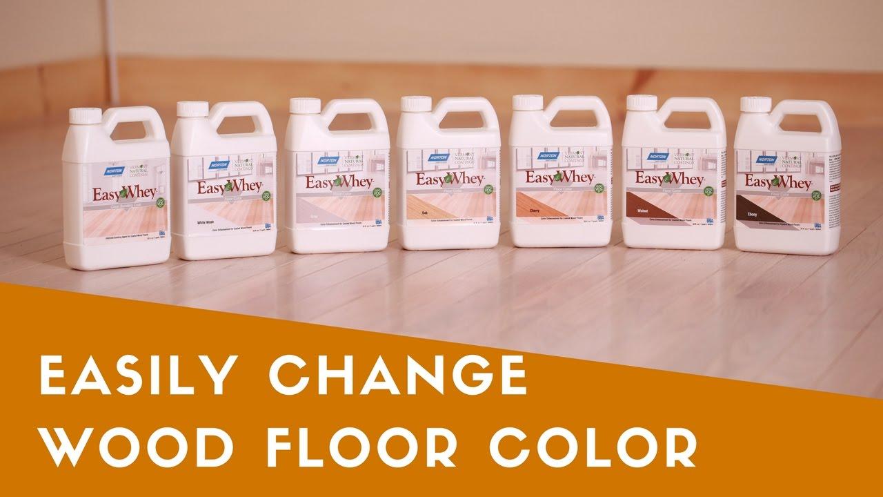 Easywhey Floor Color Amp Clear Bonding Coat Video Norton